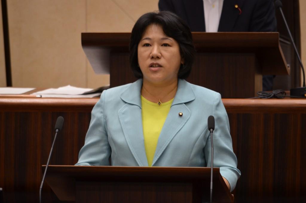 仙台市議会 日本共産党の代表質疑