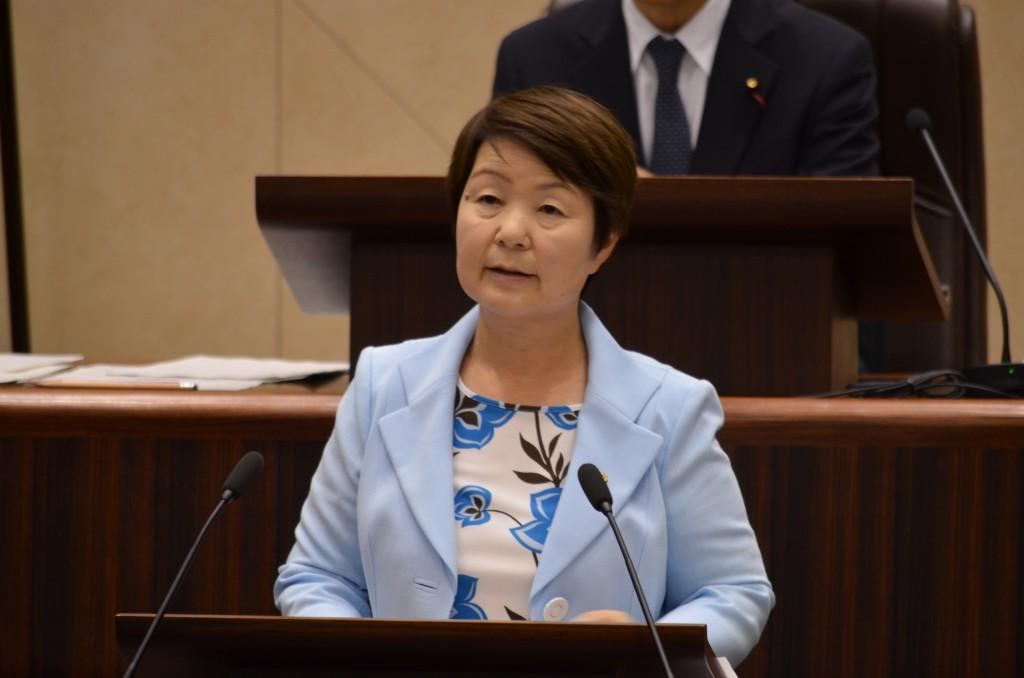 仙台市議会 日本共産党の一般質問
