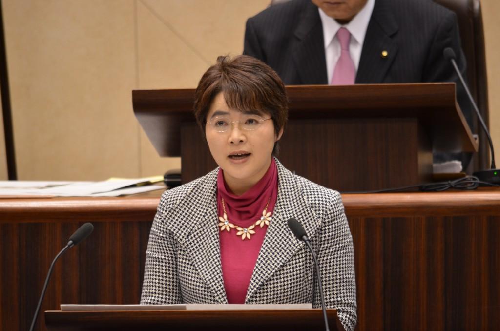 仙台市議会 一般質問(ふなやま由美) 12月14日