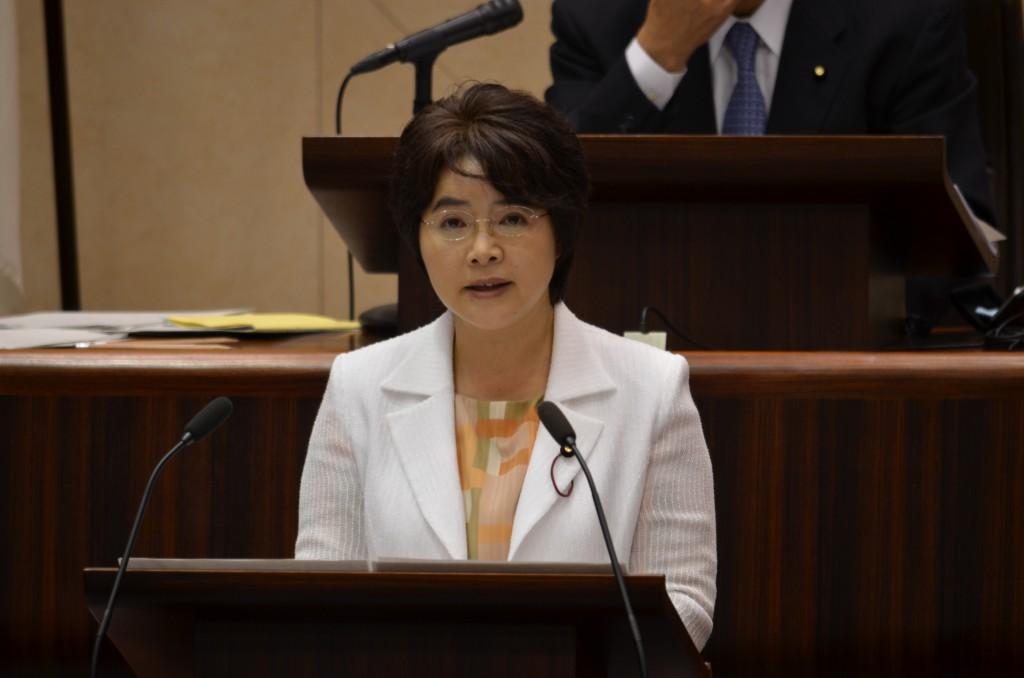 仙台市議会 日本共産党の一般質問(ふなやま由美)=速報