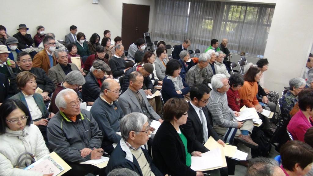 【動画】放射性廃棄物の焼却は、やめよ! 脱原発仙台市民会議が市に要請(11月29日)