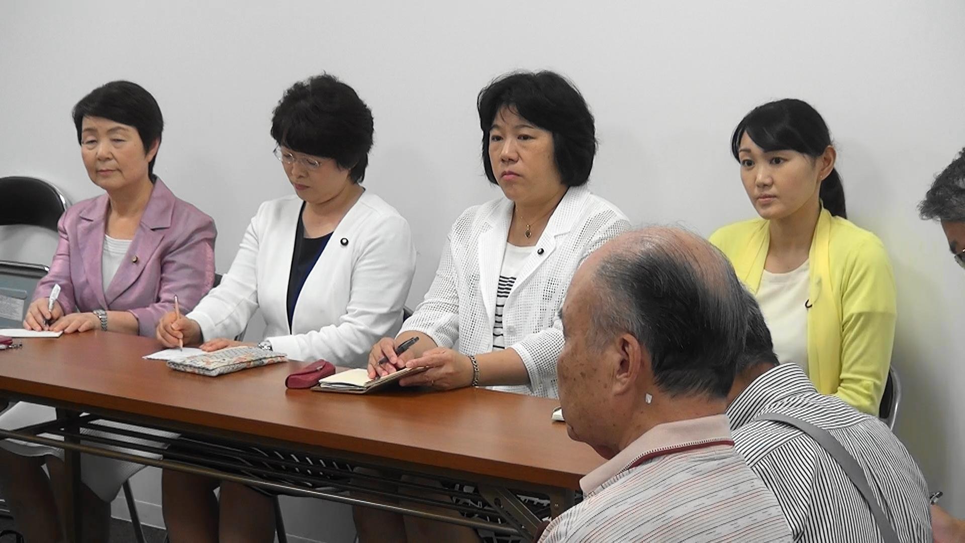 ふるくぼ和子議員、すげの直子議員が質疑 第3回定例会決算特別委員会