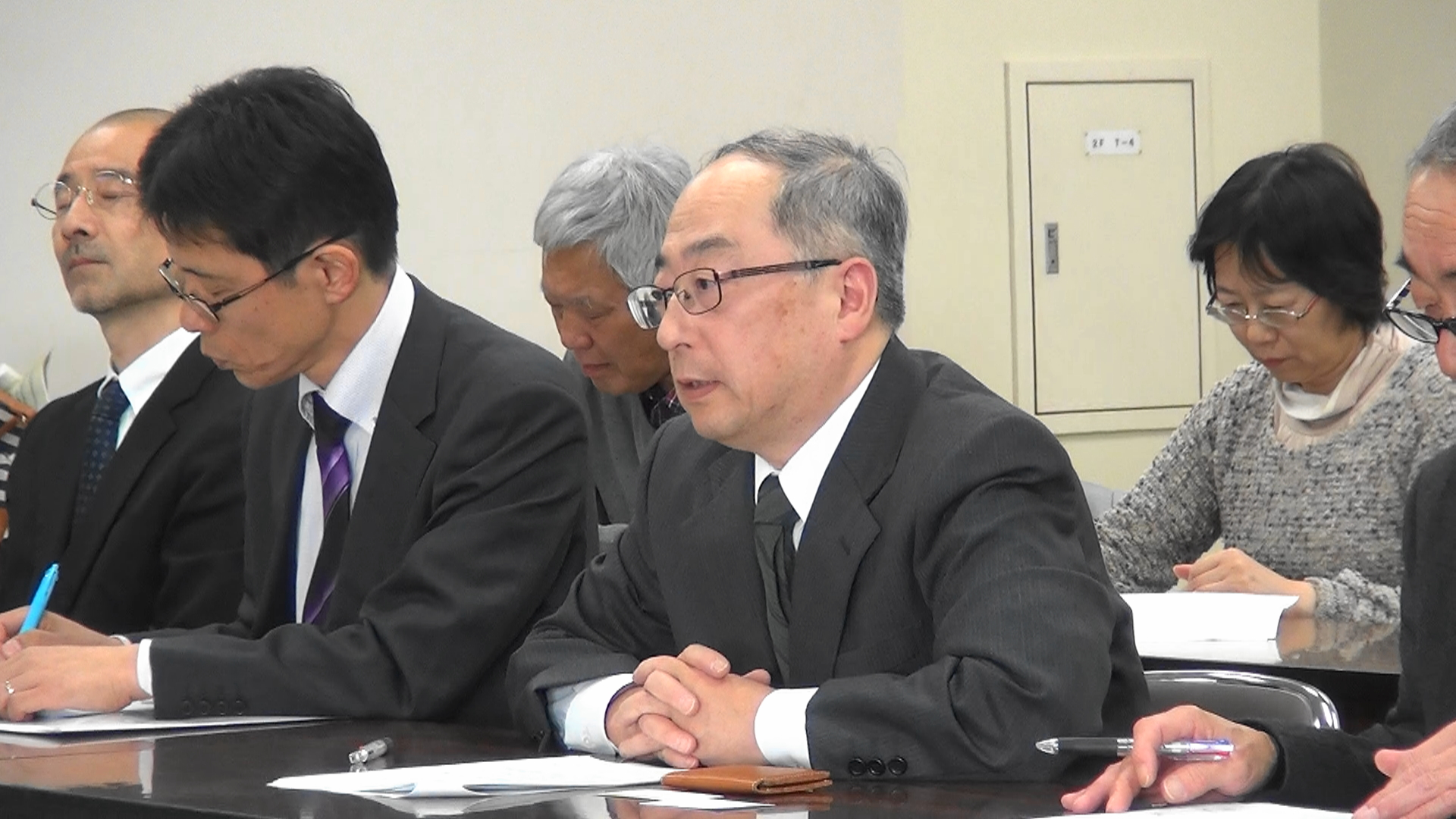 【動画】みんなの会が予算要望 83項目を仙台市に提出