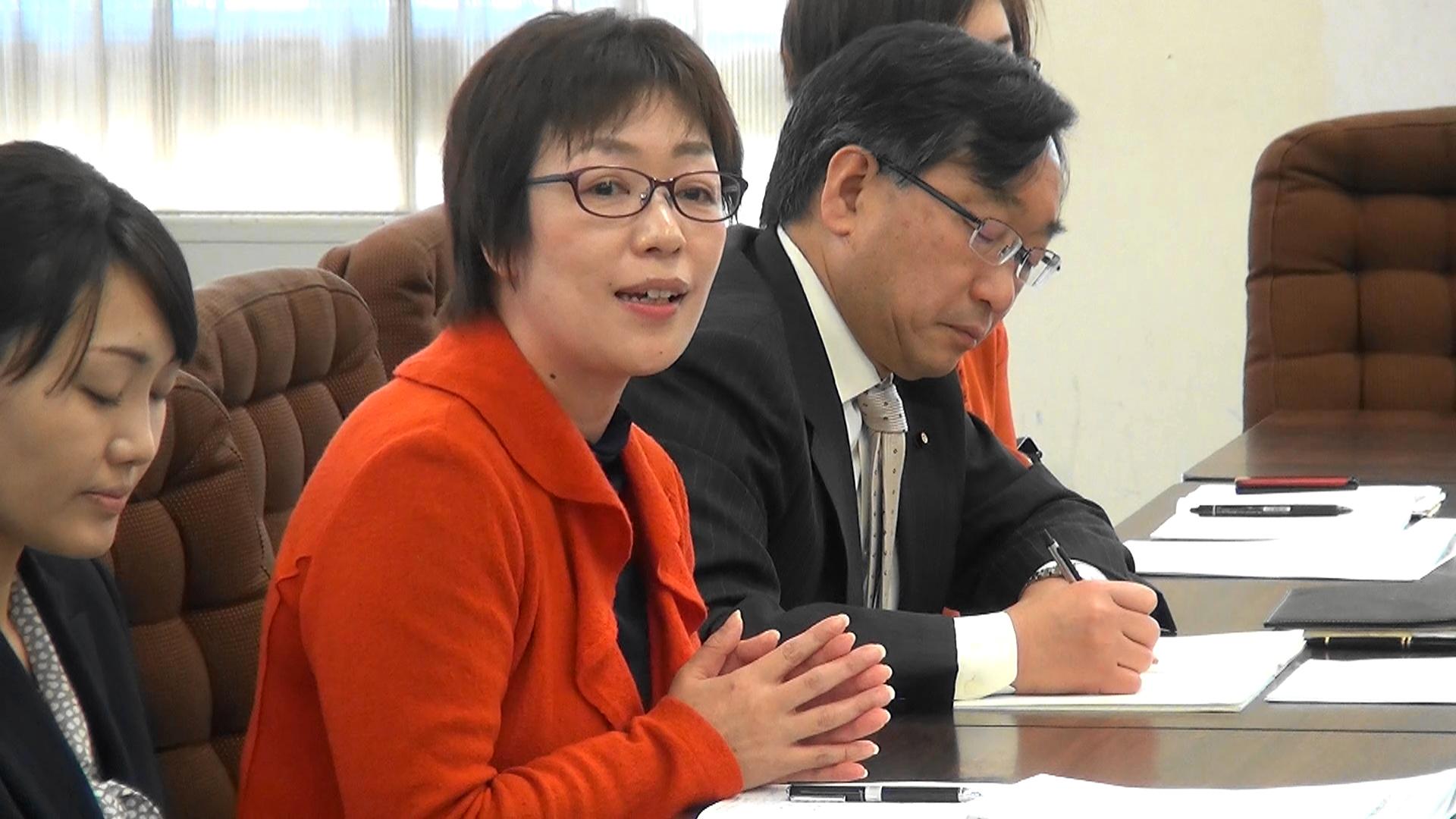 すげの直子議員の一般質問 12月18日