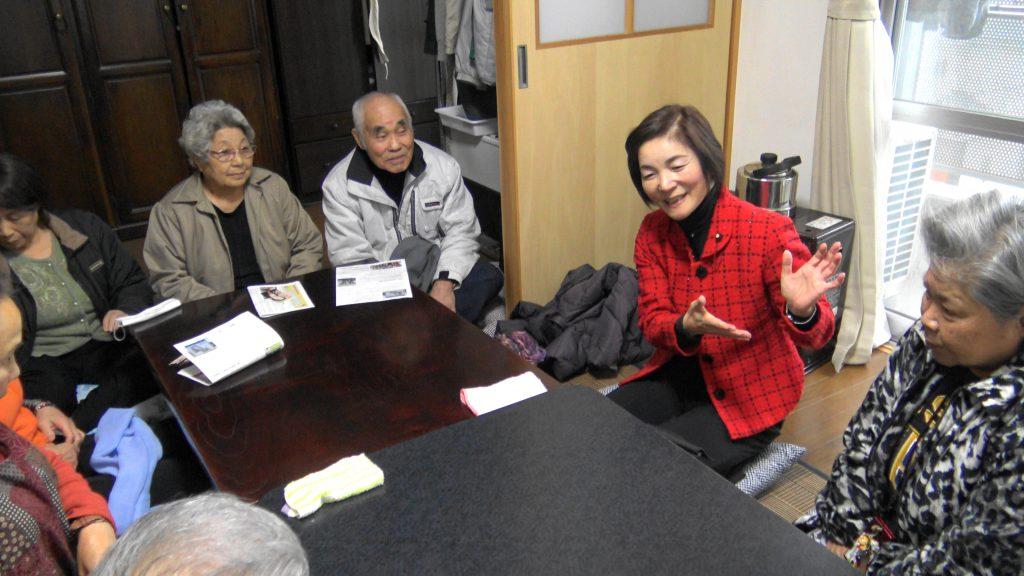 高見のり子議員の代表質疑 12月13日