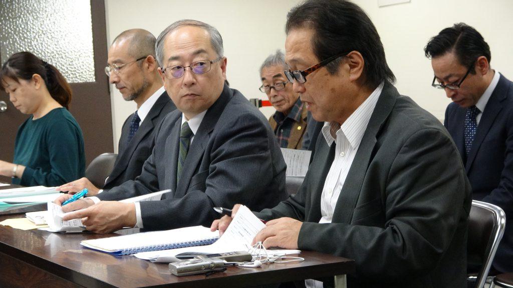 【動画】仙台市に予算要望 みんなの会 市民要求100項目