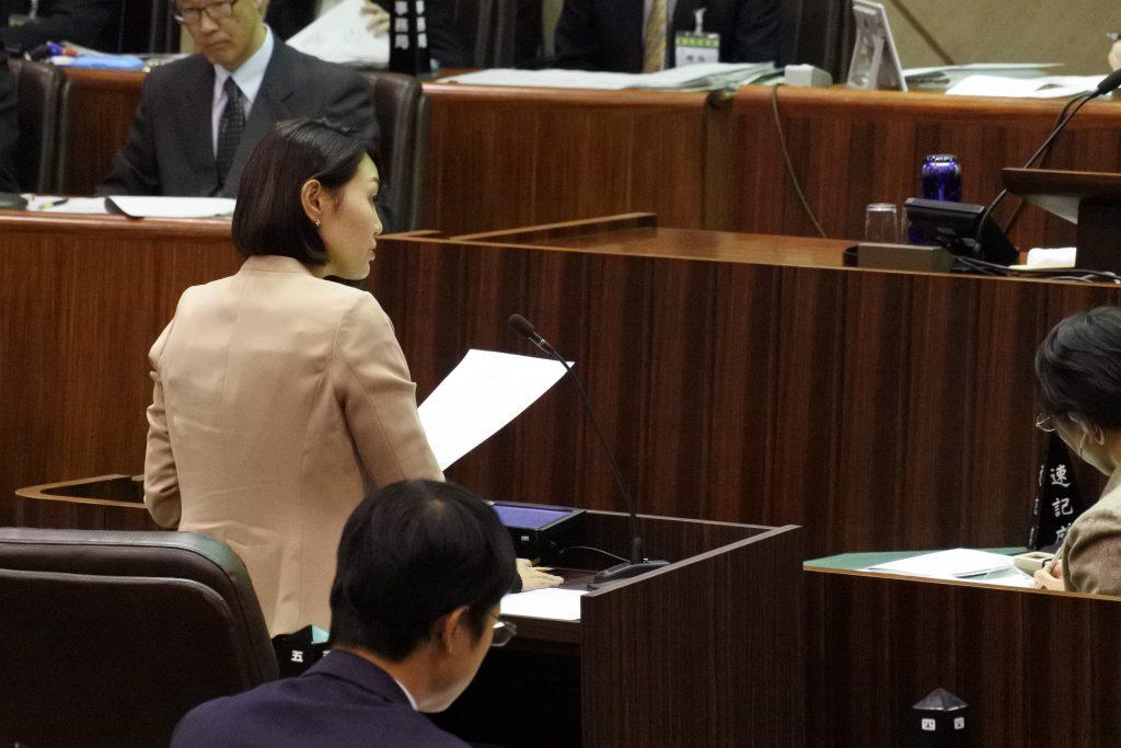 【動画】街路灯の電気料金 東北電力は再発防止を 庄司あかり一般質問