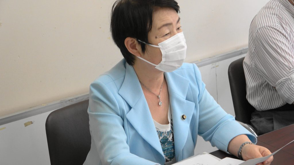 【動画】卸売市場問題ミニシンポ 嵯峨サダ子報告 7月3日