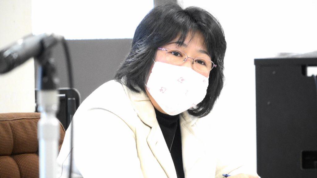 【動画】代表質疑のご案内 2月16日㈫ ふるくぼ和子