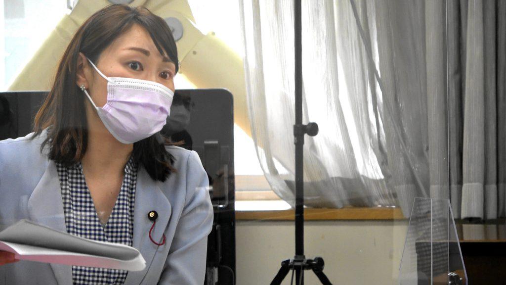 【動画】予告編・庄司あかり一般質問 6月17日㈭午後1時半ころから 生中継をスマホでみよう