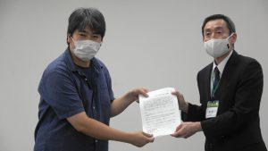 【動画】コロナ下での学生支援 民青が仙台市に要望